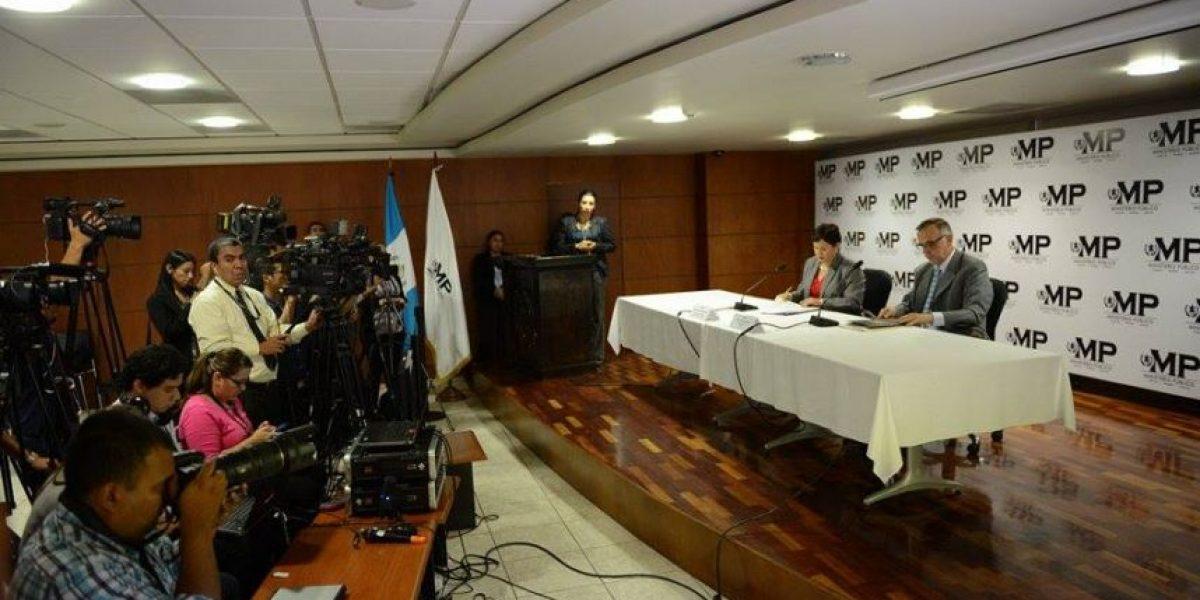 Fiscalía solicita retirarle la inmunidad a 4 diputados y un alcalde opositores