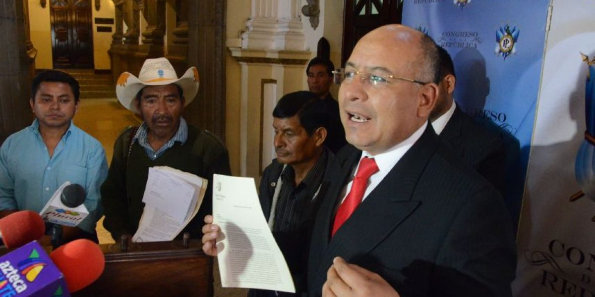 Diputados de Líder cuestionan a CICIG y MP