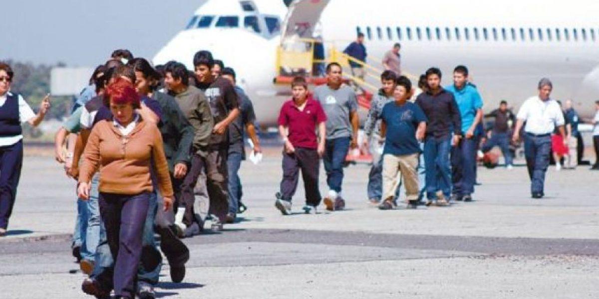 A junio de 2015 deportaciones desde Estados Unidos se redujeron 44.6%