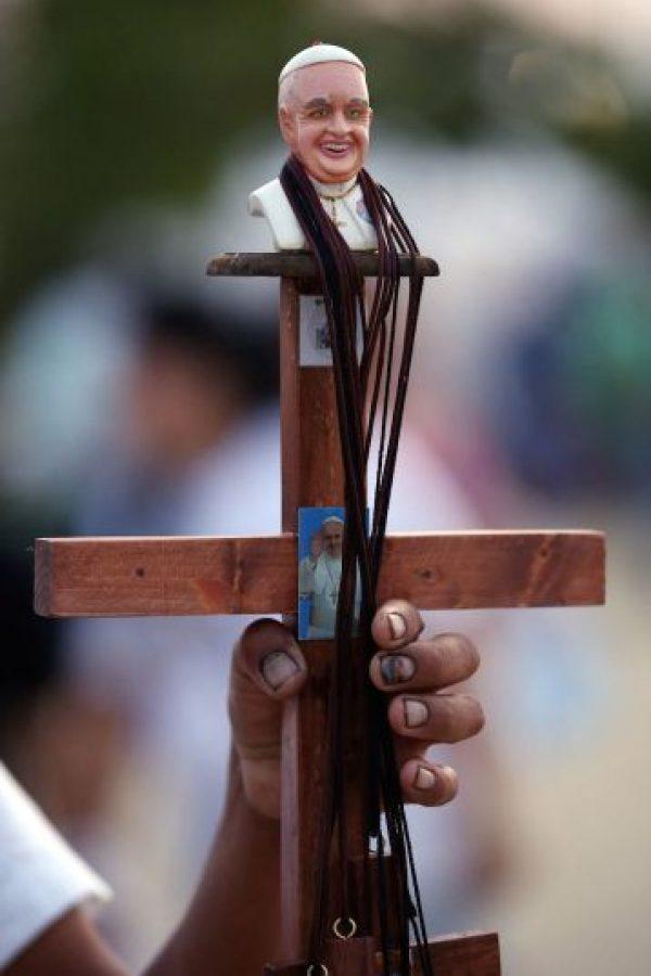"""4. """"Experimentando el amor de los padres sentimos el amor de Dios"""". Foto:AP"""