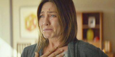 """Esta es Aniston en el papel de """"Claire Simmons"""", la protagonista de la cinta """"Cake"""" (2014). Foto:IMDB"""