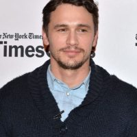 """El actor se trenzó el cabello y cambió sus blanca dentadura por una metálica, todo esto para la cinta """"Spring Breakers"""" (2012). Foto:Getty Images"""