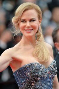 """La actriz con piel de porcelana lució un rostro totalmente diferente en la película """"Las Horas"""". Foto:Getty Images"""