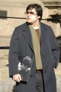 """Así lucía el actor y cantante en la cinta """"Chapter 27"""" (2007). Foto:IMDB"""