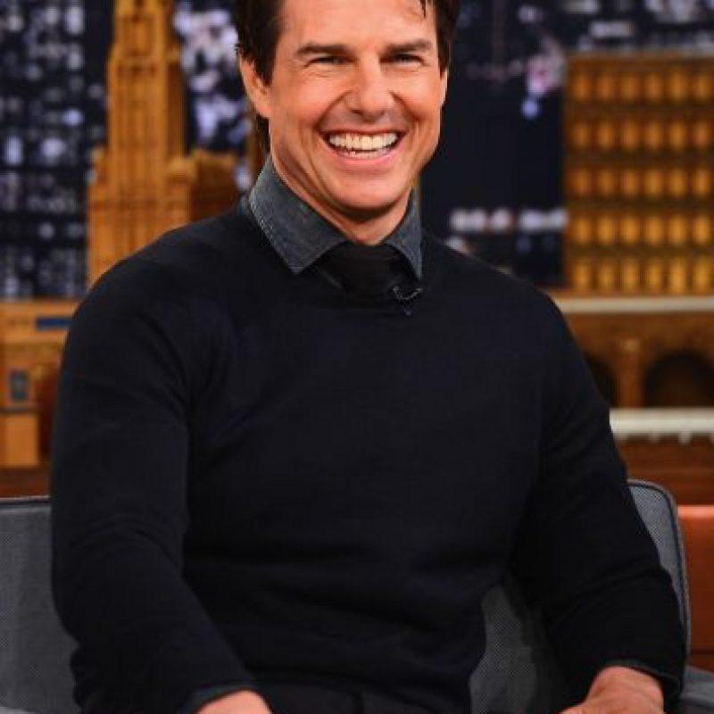 """El actor cambió radicalmente su imagen para participar en la cinta """"Tropic Thunder"""" (2008). Foto:Getty Images"""