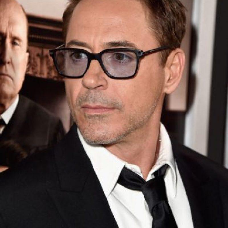 """El actor también protagonizó la cinta """"Tropic Thunder"""", pero como una persona afroamericana. Foto:Getty Images"""
