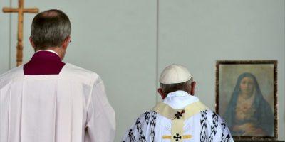 La gira del Sumo Pontífice inició el 5 de julio y continuará hasta el 13 de ese mes. Foto:AFP