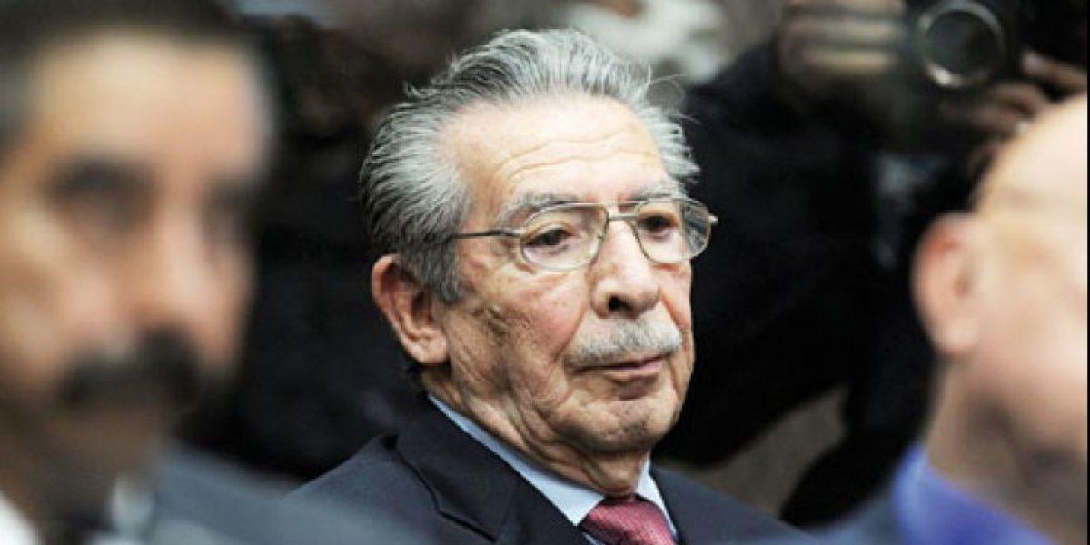 Efectos que causa la demencia senil, condición que padece Ríos Montt