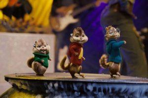 """El grupo está formado por tres ardillas: """"Alvin"""", """"Simon"""" y """"Theodore"""". Foto:IMDb"""