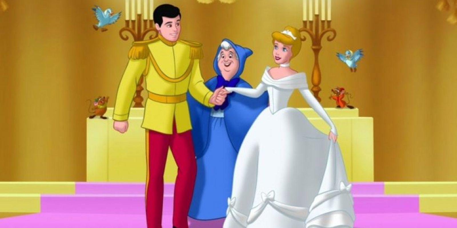 """Disney se encuentra preparando una cinta basada en la historia del """"Príncipe Encantador"""" de la """"Cenicienta"""". Foto:Disney"""