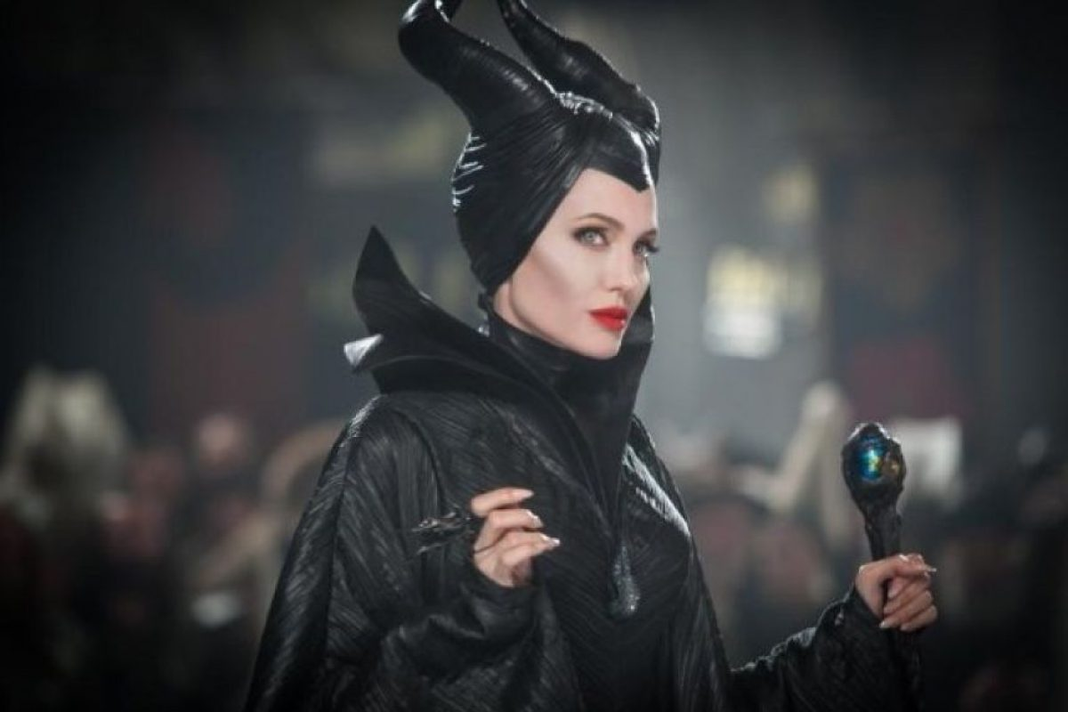 """Maléfica"" 2014 Foto:IMDb"
