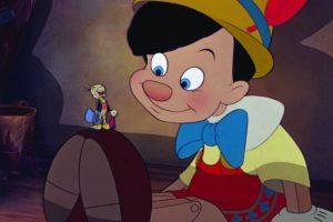 """Pinocho"" 1940 Foto:Disney"