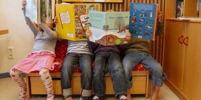Un estudio demuestra que en Reino Unido los padres de familia envian a sus hijos donde su etnia domina. Foto:Getty Images
