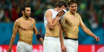 2. Ocho millones de dólares para los perdedores de Brasil 2014 Foto:Getty Images