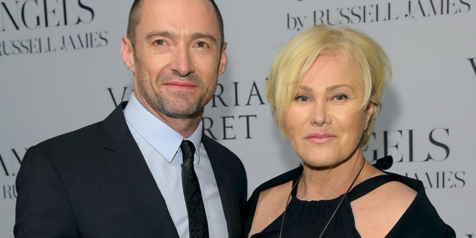 Hugh tiene prohibido trabajar con Angelina Jolie Foto:Getty Images