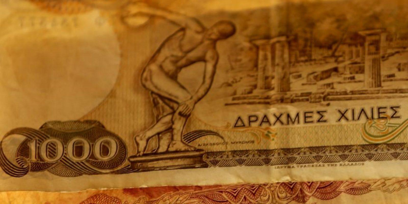 Esta era la moneda oficial antes de entrar al Eurogrupo Foto:Getty Images
