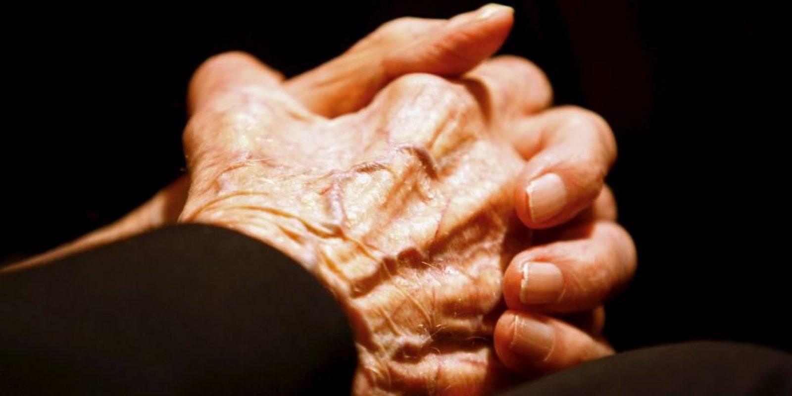 Eso fue lo que dijo Pauline Spagnola, una mujer de 100 años quien vive en Pennsylvania, Foto:Getty Images