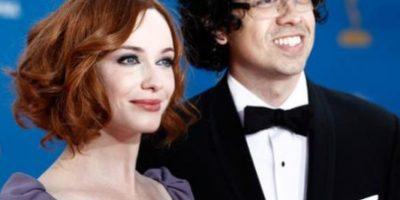 Se casaron en 2009. Él también es actor. Foto:vía Getty Images