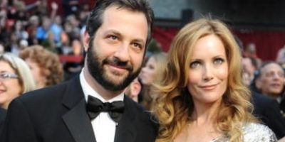 10. Judd Apatow y Leslie Mann. Foto: vía Getty Images