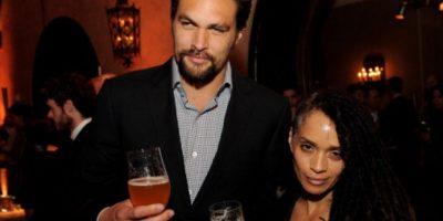 """""""Khal Drogo"""" de """"Game of Thrones"""" está casado desde 2007 con la actriz. Foto:vía Getty Images"""