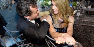 """Se conocieron en la película """"Evening"""" y se casaron en 2007. Ella protagoniza """"Homeland"""". Foto:vía Getty Images"""