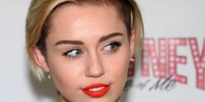 3. Miley Cyrus. Foto: vía Getty Images