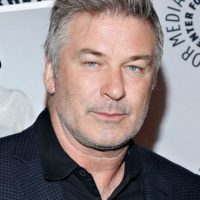 11. Alec Baldwin Foto: vía Getty Images
