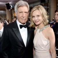 6. Harrison Ford y Calista Flockhart. Foto:vía Getty Images