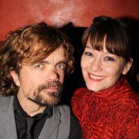 Está casado con la directora teatral desde 2005. Tuvieron una hija en 2011. Foto:vía Getty Images