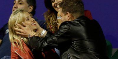 9. Michael Bublé y Luisana Lopilato. Foto:vía Getty Images