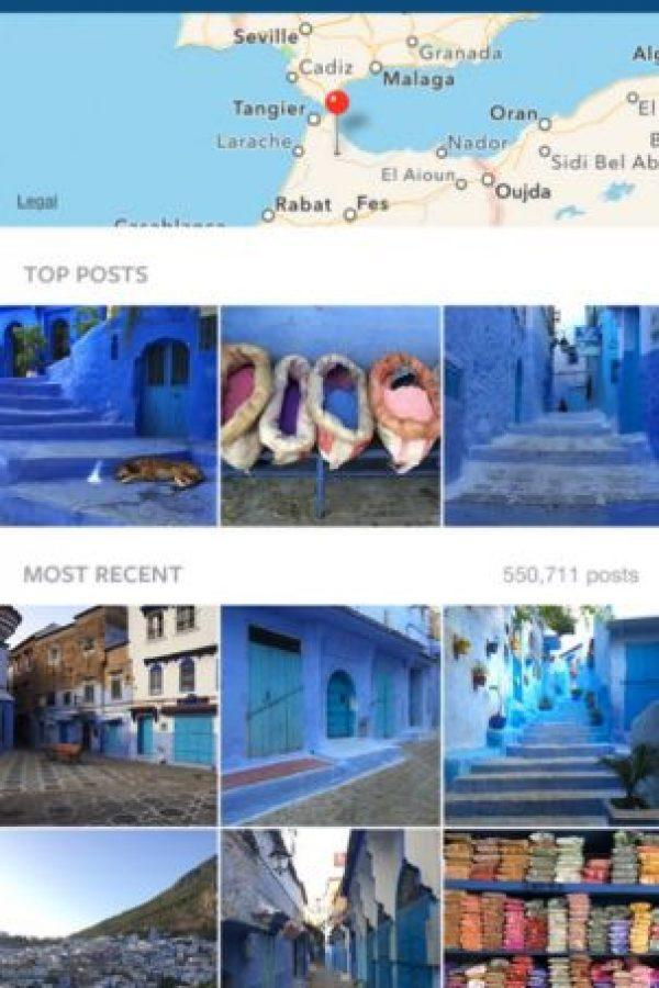 Estilización del diseño de la página de perfil Foto:Instagram