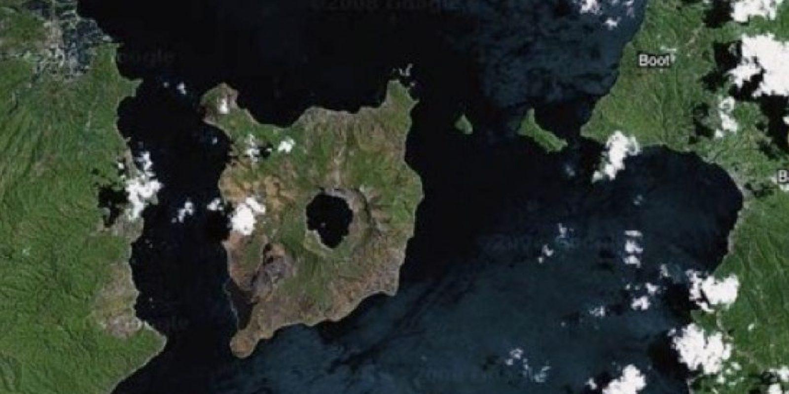 El lago Taal se encuentra en la isla de Luzon. Y, finalmente, la isla de Luzon es la isla más grande de las Filipinas y está rodeada del océano Pacífico. Foto:webecoist.momtastic