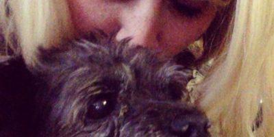 FOTOS: Adoptó a perrito con cáncer para darle los mejores días de su vida