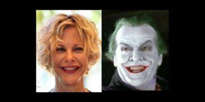 """3.- Algunos creen que su sonrisa es como la del villano """"The Joker"""" Foto:vía Twitter"""