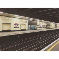 3. Algunas estaciones permanecieron vacías Foto:Instagram.com/camillahewitt