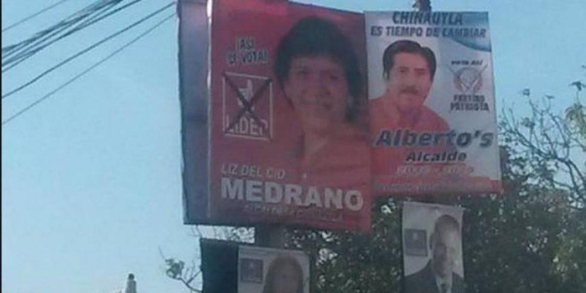 Sobrina de Medrano queda inscrita y va por la alcaldía de Chinautla