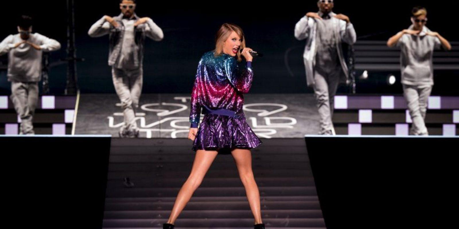 En abril, Taylor compartió con sus seguidores la triste noticia de que su madre, Andrea Swift, había sido diagnosticada con cáncer. Foto:Getty Images