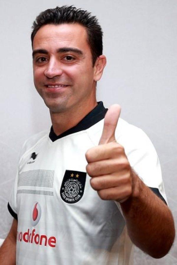 El mediocampista español es nuevo jugador del Al Sadd de Catar. Foto:Getty Images