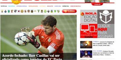 La historia de Casillas con el Madrid está cerca de terminar, aseguran los rotativos. Foto:Publinews