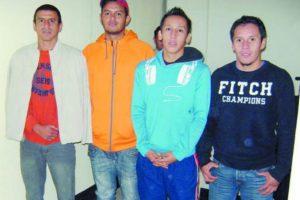 Dos de los involucrados en el caso ofrecieron disculpas por lo sucedido en el estadio Mario Camposeco. Foto:Publinews