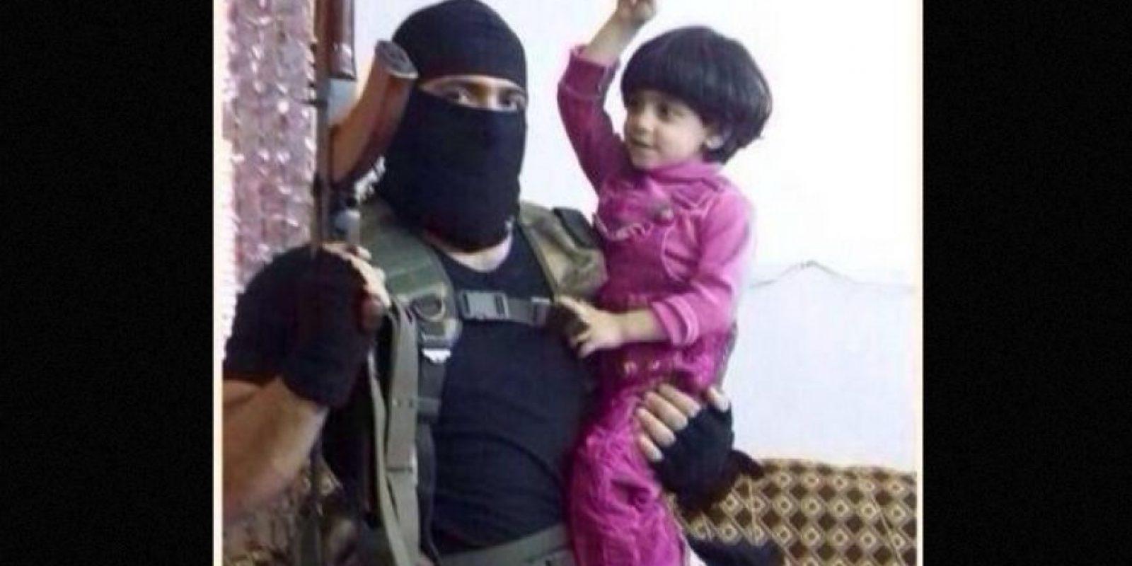 El grupo yihadista los utiliza para promocionarse en redes sociales Foto:Twitter.com – Archivo