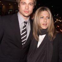 "En 2004, Pitt terminó su matrimonio con la protagonista de ""Friends"" Foto:Getty Images"