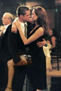 Y posteriormente confirmó su romance con Jolie. Foto:IMDB