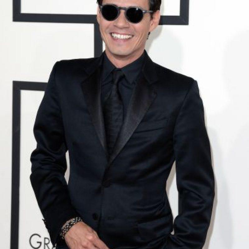 En 2012, Anthony le pidió el divorcio a López. Foto:Getty Images
