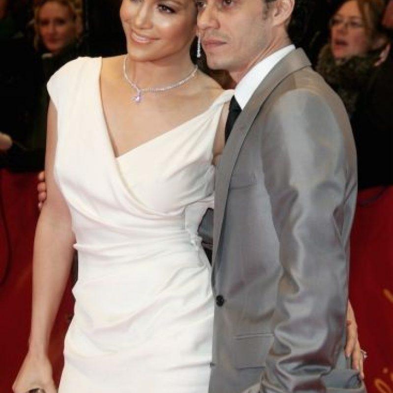 En ese mismo año, JLo se casó con Anthony y juntos tuvieron a los mellizos Emme y Max. Foto:Getty Image