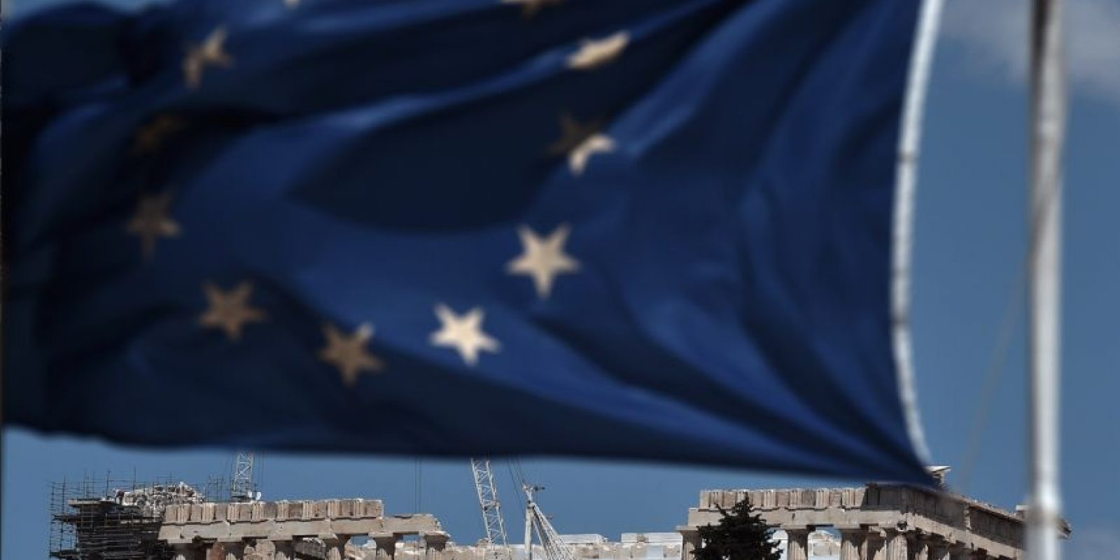 De no llegar a un acuerdo, podría salir de la zona euro Foto:AFP