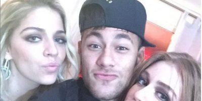 VIDEO. Así actúa Neymar pasado de copas