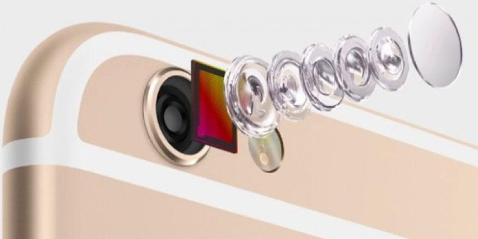 Grabación de video: 1080 pixeles con modalidad de cámara lenta a 120 o 240fps Foto:Apple