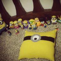 """12.- Toda una colección de """"Minions"""" Foto:vía instagram.com/masincaruk"""