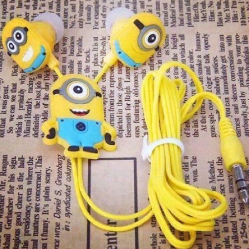 5.- La música nunca faltará con estos auriculares Foto:vía instagram.com/jaybee_28